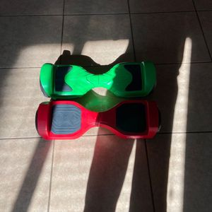 Red/Green Hoverboard for Sale in Winchester, CA