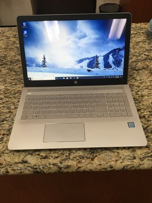 HP Pavilion 15-cc0xx Touch Screen Laptop for Sale in Port St. Lucie, FL