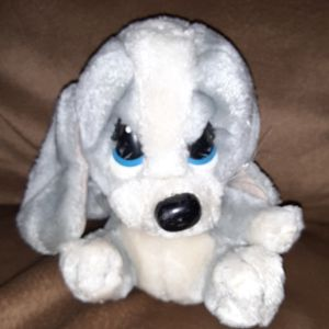 """Vintage 1985 Applause Wallace Berrie Co 6"""" Sad Puppy Stuffed Animal for Sale in Los Lunas, NM"""