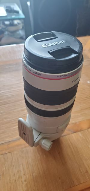 Canon EF 100-400mm 4.5-5.6L IS II USM Camera Lens for Sale in Denver, CO