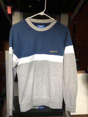 Adidas Originals Crewneck Sweater Size Small for Sale in Warren, RI
