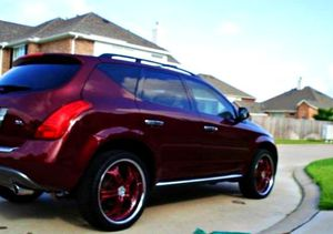 Asking$80O Nissan Murano SE O3 for Sale in Gainesville, VA
