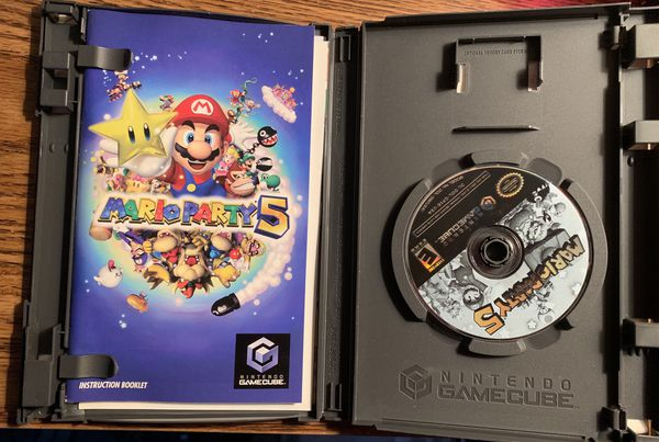 Mario Party 5 for Nintendo GameCube complete game