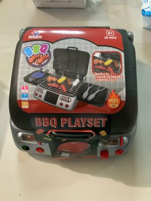 BBQ Playset 3+ for Sale in Walnut, CA