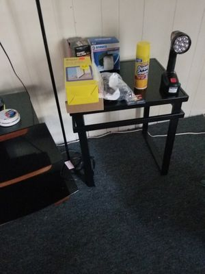 Coffee Table black set 3 pcs for Sale in Swatara, PA