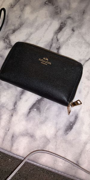Coach wallet for Sale in Flint, TX
