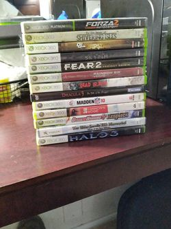 Xbox 360 Games For Cheap for Sale in St. Petersburg,  FL