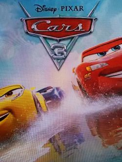 Digital HD - Cars 3 for Sale in Lewisville,  TX