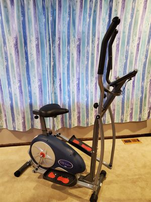 Body champ cardio dual trainer for Sale in CORNWALL Borough, PA