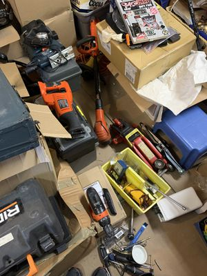 Hundreds of tools for sale for Sale in Eugene, OR