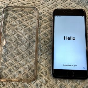 iPhone 6S 64GB AT&T - Excellent condition for Sale in Centerville, UT