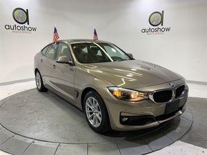 2015 BMW 3 Series Gran Turismo for Sale in Plantation, FL