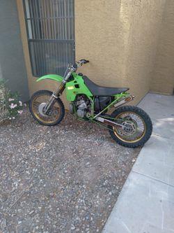 **** 92 Kawasaki Kx250 2 Stroke! ***** for Sale in Las Vegas, NV
