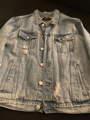 Men's Denim Jacket for Sale in Carlsbad, CA