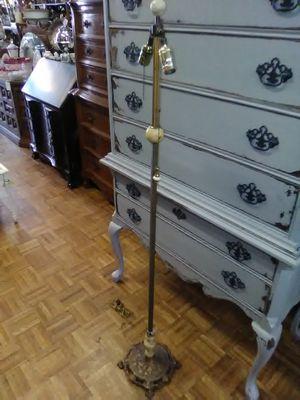 Antique vintage Art Deco floor lamp for Sale in La Mesa, CA