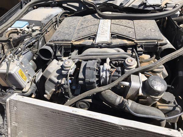 2005 Mercedes Benz parts modelo 550