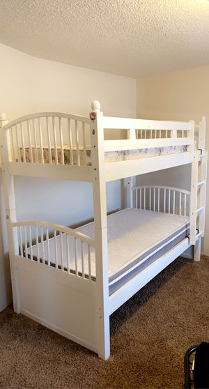 Twin Sized Bunk Bed - Cama Litera for Sale in Merced, CA