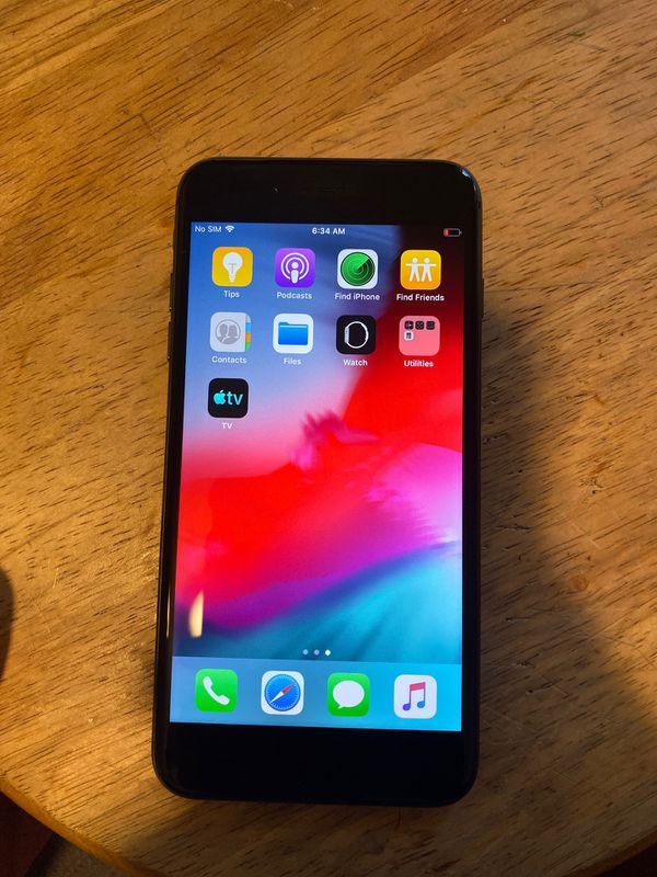 iPhone 8 Plus Space Gray
