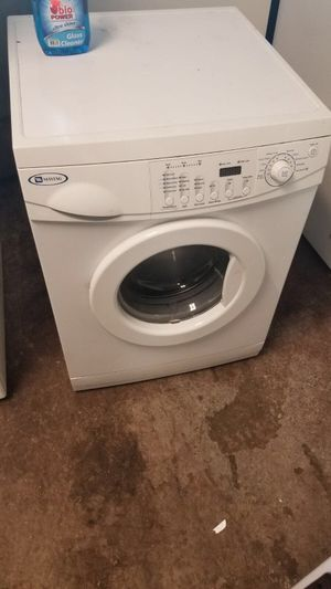 24 inch Maytag front load washer dryer works great for Sale in Alexandria, VA