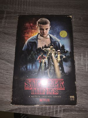 Stranger things Season 1 for Sale in North Tustin, CA