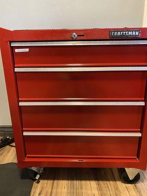 Craftsman's tool box for Sale in Fullerton, CA