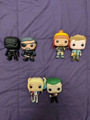 Funko Pop Pairs - Arrowverse/Firefly/Suicide Squad for Sale in Silver Spring, MD