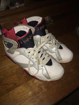 Olympic Jordan 7s Size 8.5 for Sale in Alexandria, VA