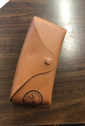 Original Ray Ban Glasses/Sunglasses (Case Only) for Sale in Little Rock, AR