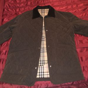 Burberry Brown Jacket Size Large for Sale in Hillsboro, OR