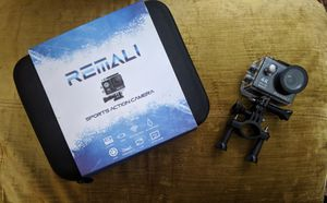 Remali sports camera - brand new - never used for Sale in Bristol, PA