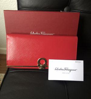 Authentic Ferragamo Wallet for Sale in Chandler, AZ