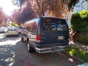 Ford e350 camper #vanlife for Sale in Portland, OR
