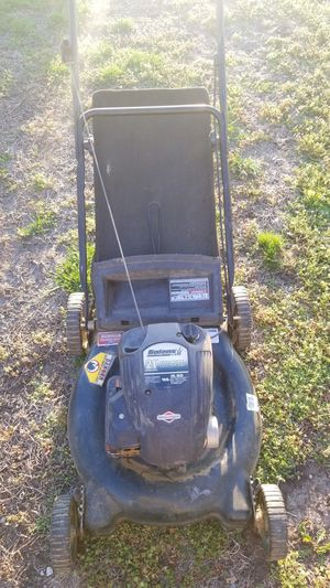 "21"" mower with bagger for Sale in Granite City, IL"