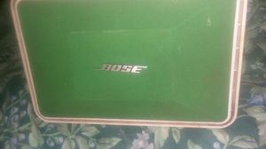 Bose 60 amp indoor - outdoor speakers for Sale in Fort Worth, TX