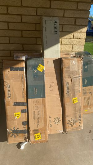 Box springs for Sale in Phoenix, AZ