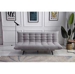 Brand New Light Gray Multi-Functional Futon Sofa Bed for Sale in Diamond Bar,  CA