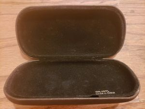 Nylon Clamshell Hard Shell Glasses Case for Sale in Patsey, KY