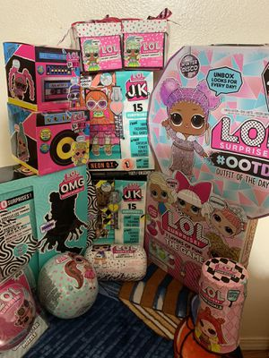 Brand new Lol surprise bundle for Sale in Lakewood, WA