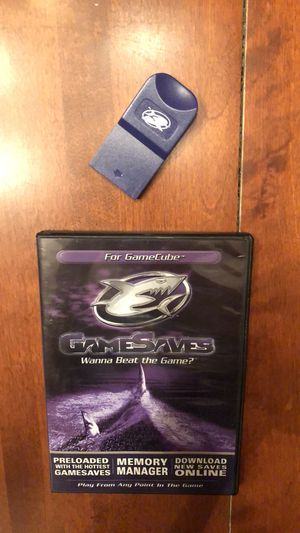 Gameshark for Nintendo GameCube for Sale in Brookeville, MD