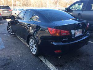 Lexus is250 AWD for Sale in Methuen, MA