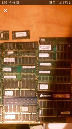 PC memory for Sale in Akron, OH