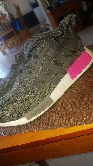 Adidas NMD camo for Sale in Glendale, AZ