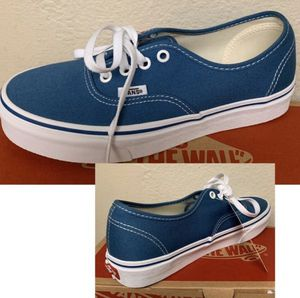 Vans authentic classic - 5.5 girls or 4 boys for Sale in Upland, CA