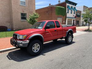 2001 Toyota Tacoma Xtracab pickup 4X4 only 160K for Sale in Washington, DC