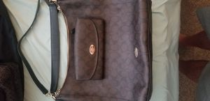Coach large hobo bag w/ matching wallet for Sale in MINETONKA MLS, MN