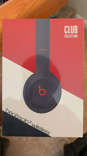 Beats solo3 wireless club collection brand new for Sale in Morgantown, WV