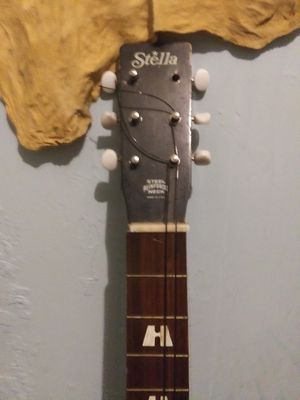 "Guitar acoustic ""Stella"" for Sale in Carthage, IL"