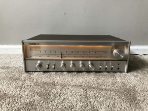 Quadraflex 575 Home Stereo Vintage Receiver for Sale in Mount Prospect, IL