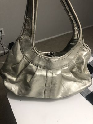 Coach authentic platinum ergo bag for Sale in Towson, MD