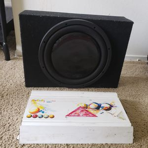 Car audio system for Sale in Gaithersburg, MD